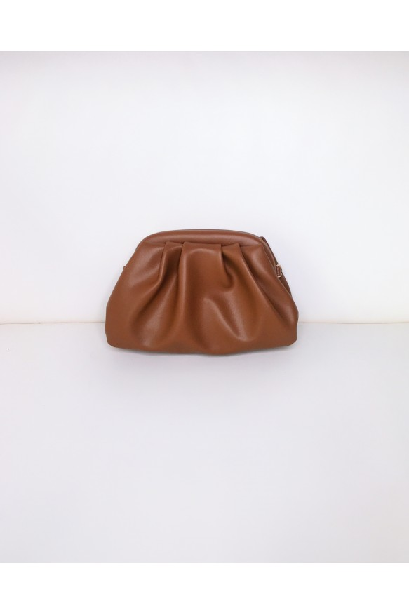 Клатч Pouch mini Brown
